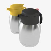 Coffee And Tea Pot