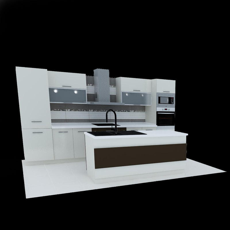 3d furniture accessories electronic