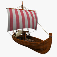 Viking Cargo Ship