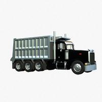 Peterbilt 377 Dump Truck