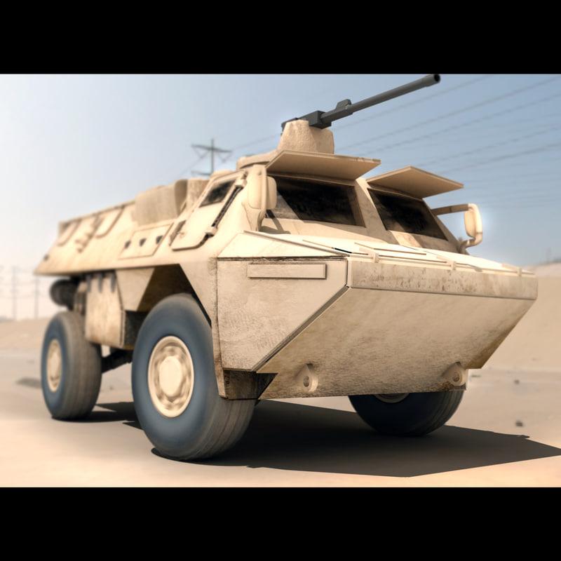 asv military transport max