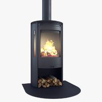 max fireplace contura 550