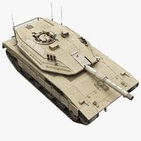 Tank Merkava MK4
