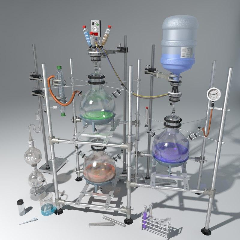 film evaporator laboratory max