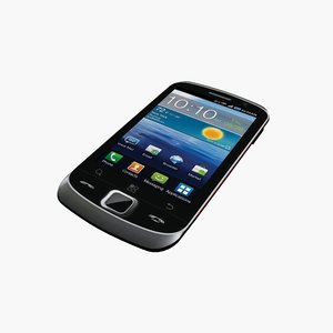 android phone 3d max