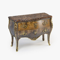 Marge Carson Les Marches Nightstand