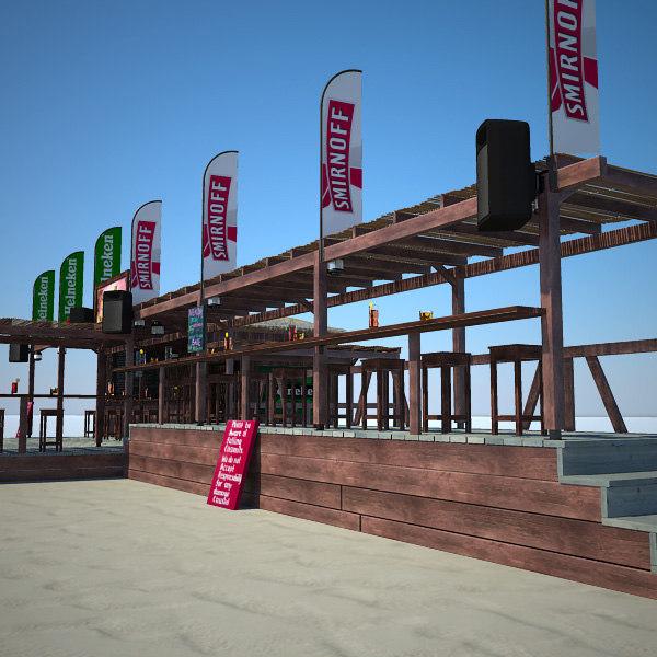 beach bar - max