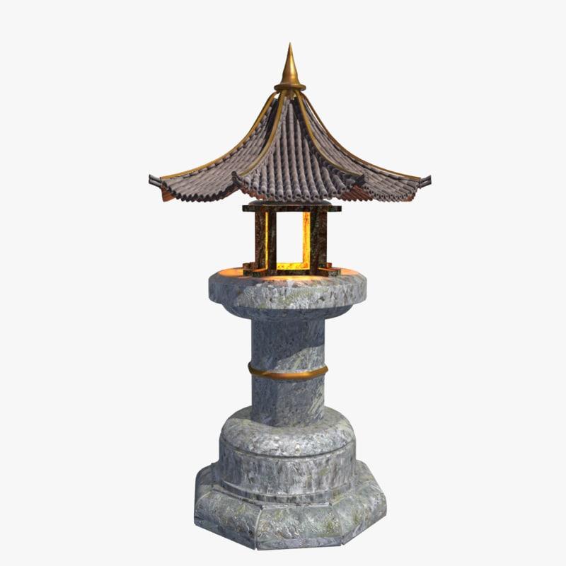 chinese lamp max