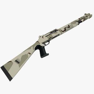 max benelli m4 shotgun rifle