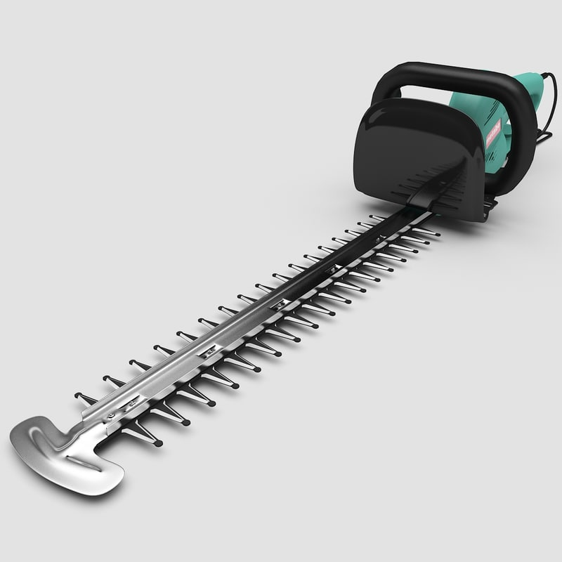 3ds electric hedge trimmer metabo