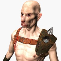 Ahmath Aznhul - Rat Man - Fantasy Character Nomad Mutant Humanoid