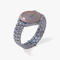 women s wrist watch obj