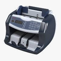 Currency Money Counter C-600 Uvmg Cassida