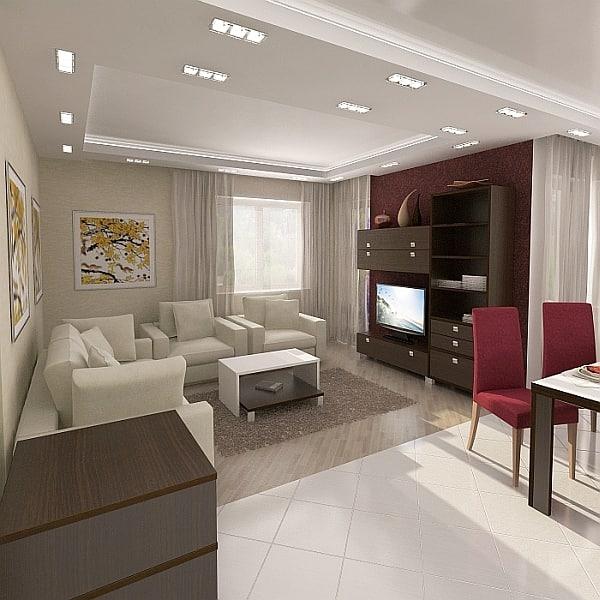 interior furniture 3d obj