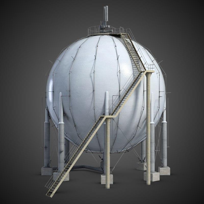 gas holder s