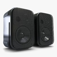 3d music speakers 5