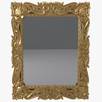Armando Rho A934  Wall Mirror