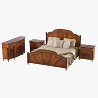 Armando Rho Bedroom Set