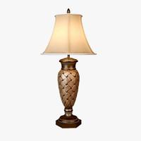 fine art lamps 642r 3d model