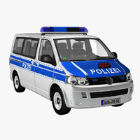 t5 police 3d 3ds