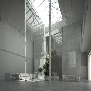 scene european loft max