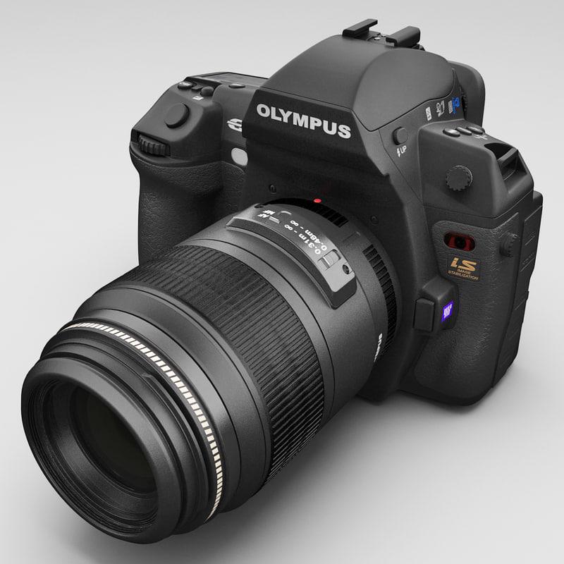 3ds max olympus e5 5