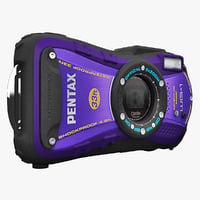 3d max pentax optio wg1 14mp