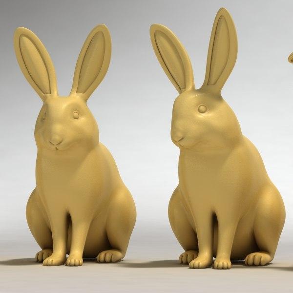 3ds bunny rabbit