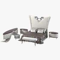 Elle Due  Bedroom Furniture Set