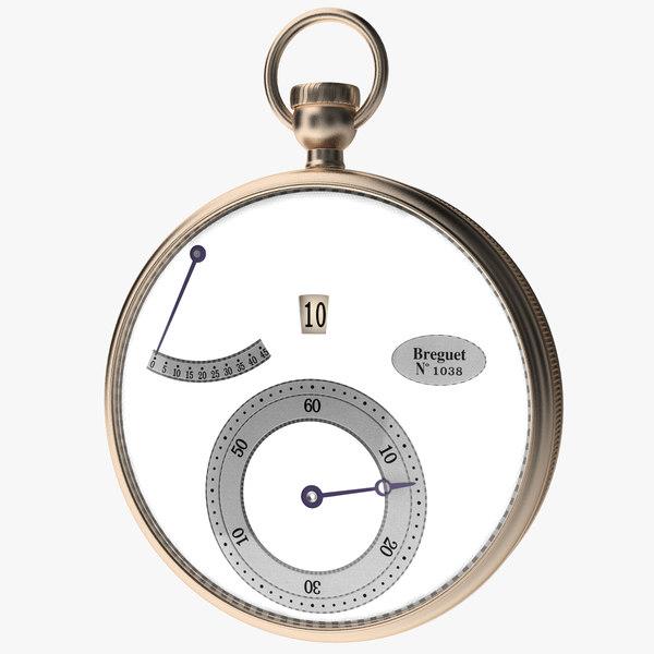 max breguet stopwatch vol 2