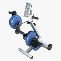 motomed movement therapy 3d model