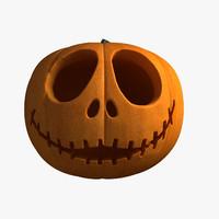 Pumpkin Jack Lantern
