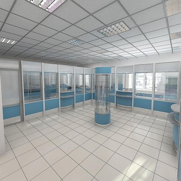 pharmacy s 3d model