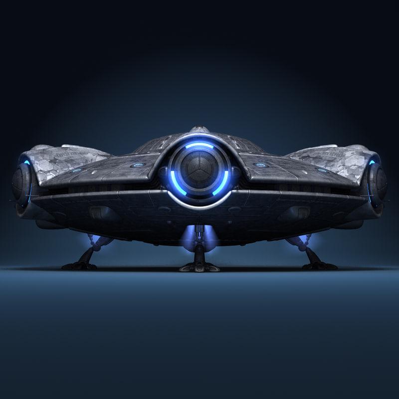 alien flying saucer - photo #5