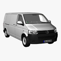 VW T5 2012 Panelvan Long
