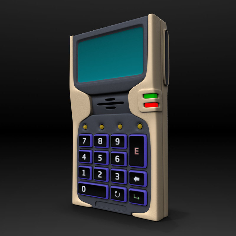 3d card reader security