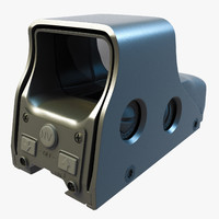 Holographic Gun Sight