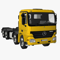 3ds actros 8x4
