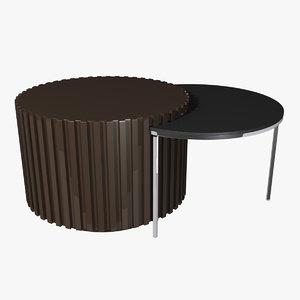 coffee table obj