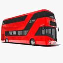 New London Double Decker Bus