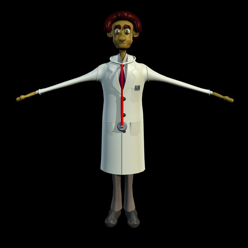 3ds medical doctor