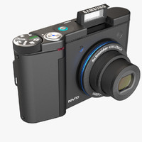 3d photoreal digital camera samsung