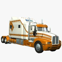 3d truck t600 ari 156 model