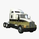 large goods vehicle 3D models