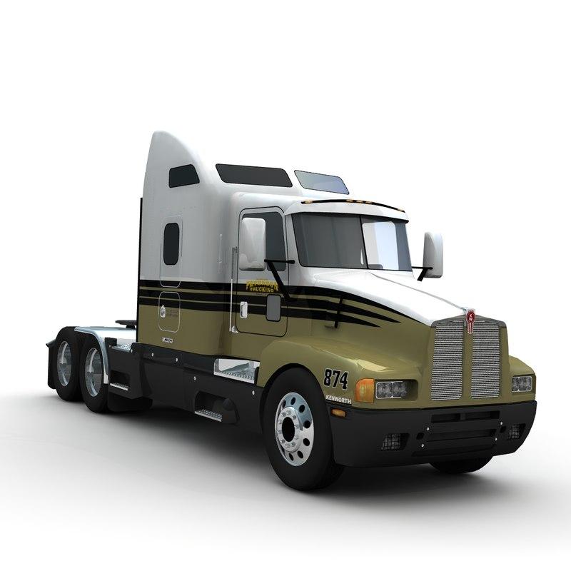 truck t600 aerodyne lwo