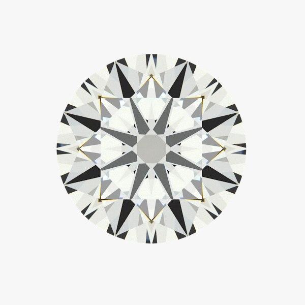 ideal cut diamond max