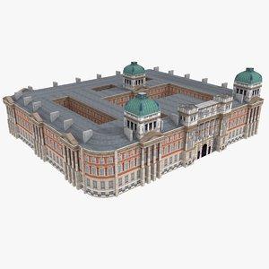 admiralty building 3d model