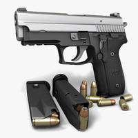 Sig Sauer P229 Two-Tone 9mm