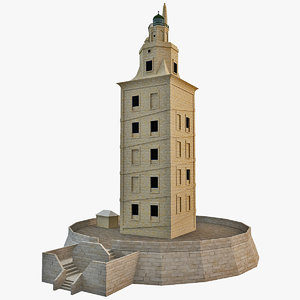 3ds tower hercules