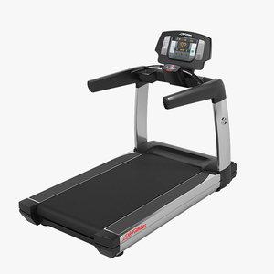 life fitness 95t treadmill max